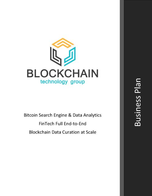 blockchain business plan