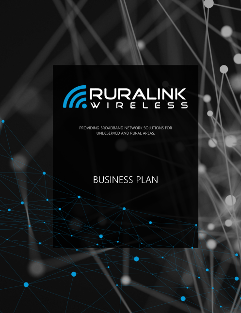 RuraLink Business Plan